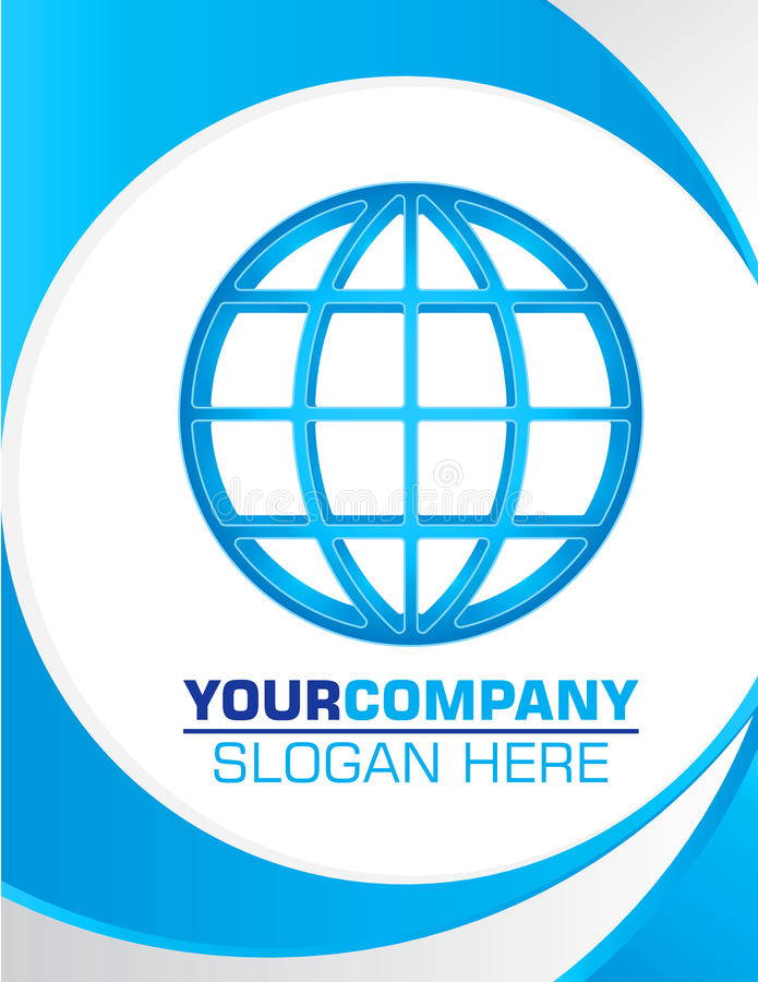 Download World business company stock vector. Image of logotype - 25701485
