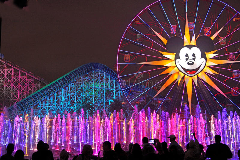 World of Color royalty free stock photography