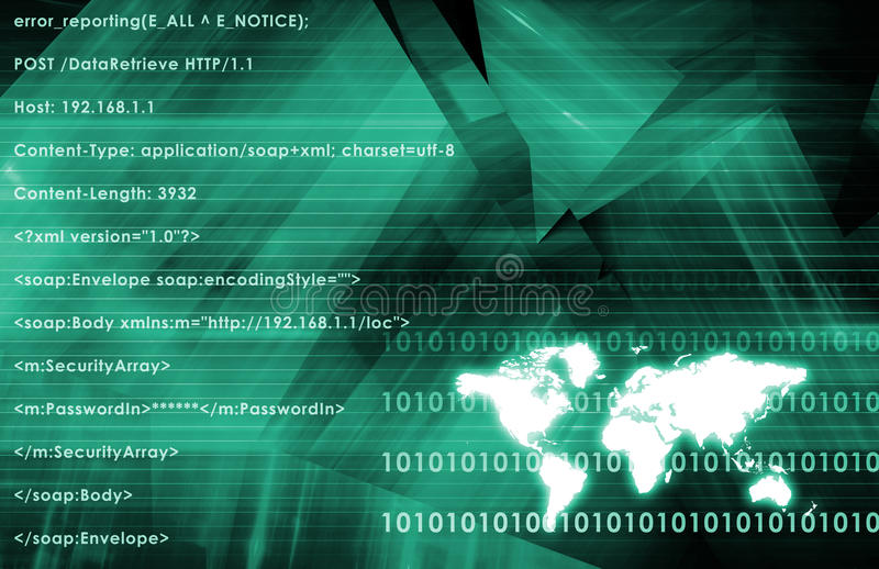 Download World Communications stock illustration. Image of computer - 10564138