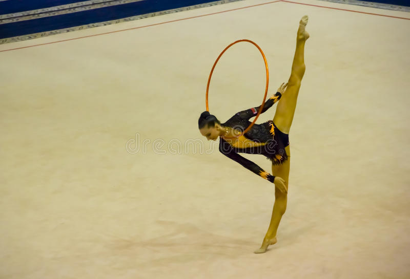 Download World Cup Of Rhythmic Gymnastics 2012 Editorial Photo - Image: 25723231