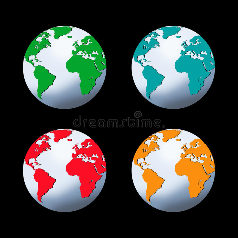 Download World of difference stock illustration. Image of four - 14257544