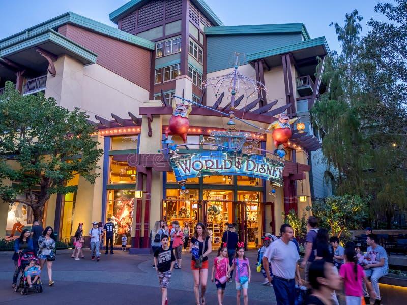 Restaurant Downtown Disneyland