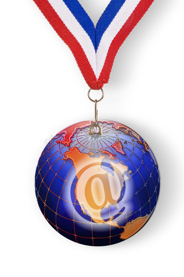 Download World E-commerce Award Royalty Free Stock Photography - Image: 22779197