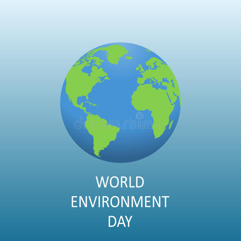 Download World environment day. stock illustration. Image of celebration - 92596830