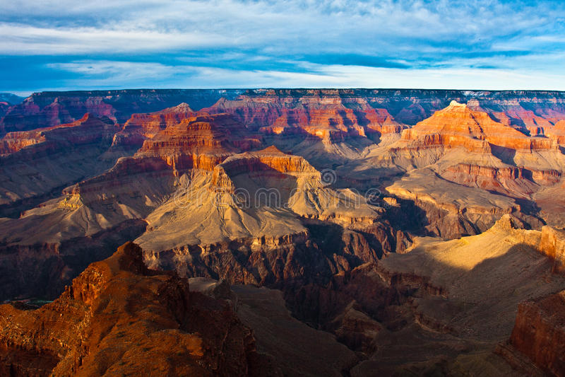 The World Famous of Grand Canyon National Park, Arizona,USA stock photo