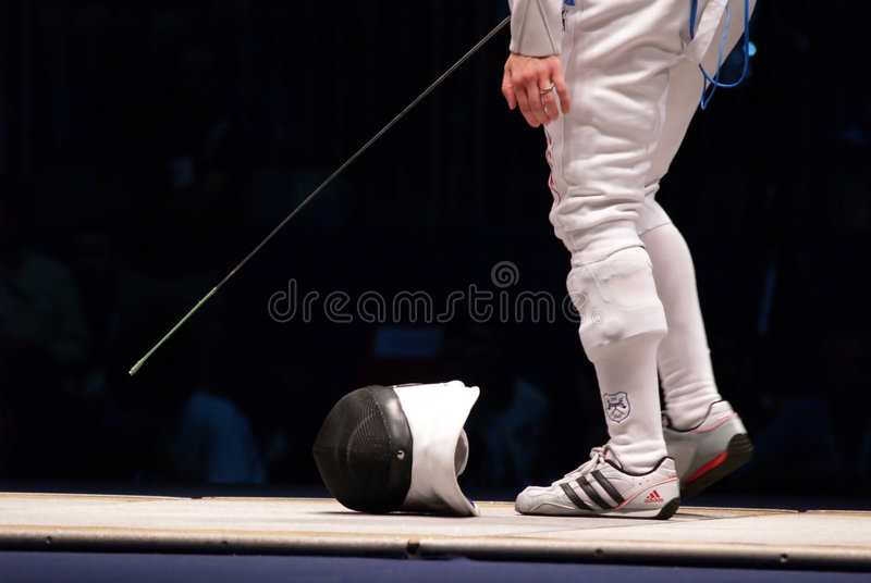 Download World Fencing Championship 2006 - Vezzali Editorial Stock Image - Image: 8317534