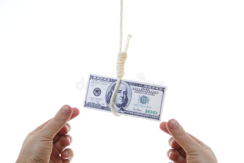 World financial crisis royalty free stock image