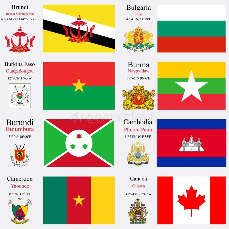 Brunei Arm Flag