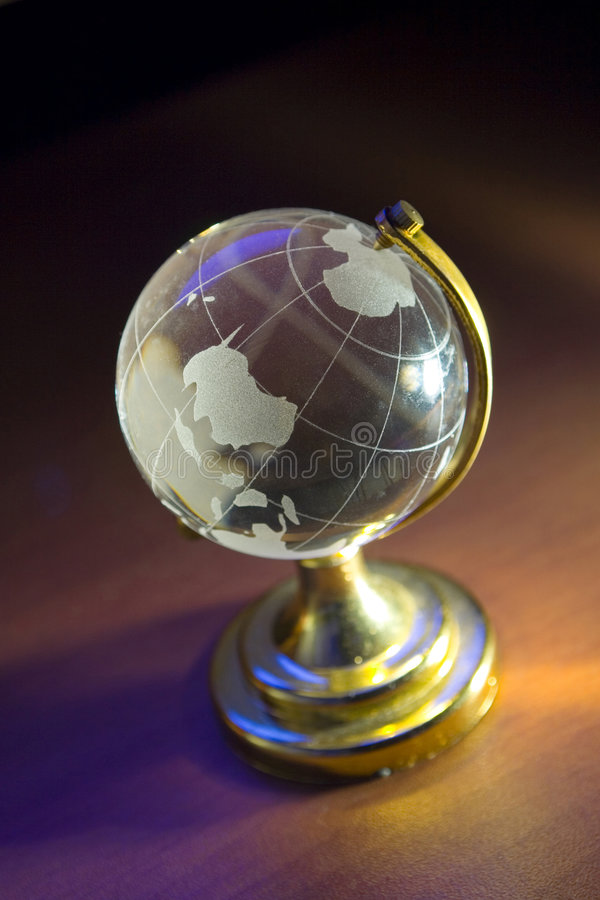Download World globe stock photo. Image of marble, metal, still - 1615972