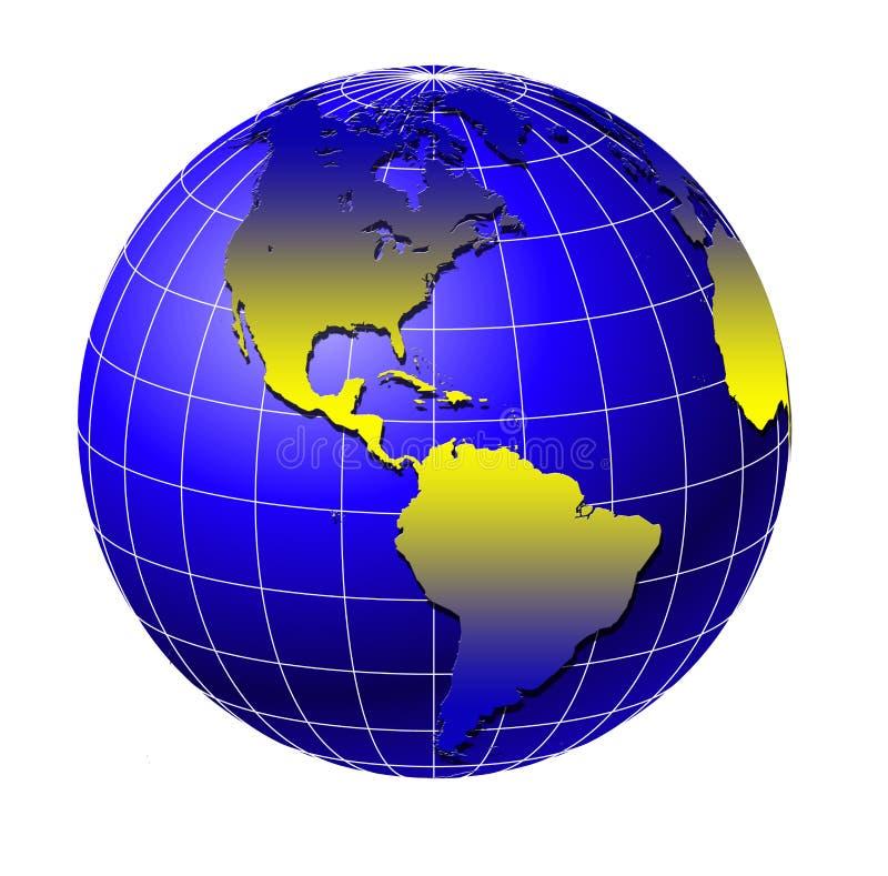 Free World Globe 4 Stock Images - 2216644