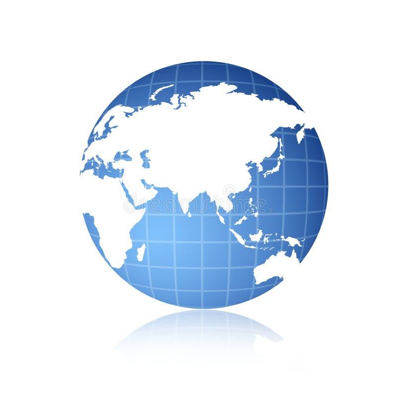 Download World Globe stock image. Image of asia, illustrated, america - 4082123