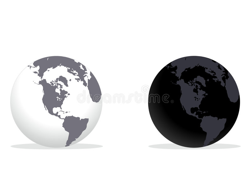 Download World Globe stock illustration. Image of travel, illustrations - 914098