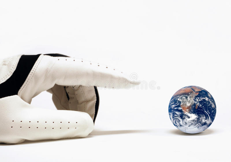 Download The world within grasp stock image. Image of science - 12131989