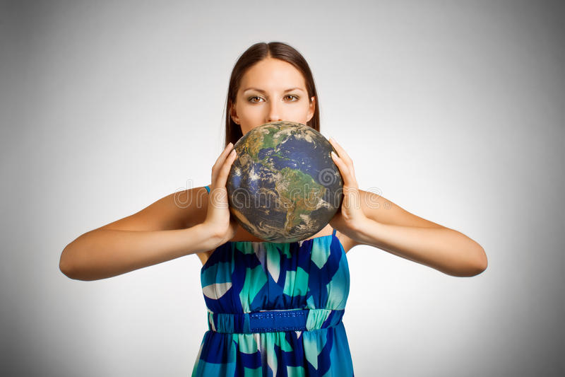 Download World in hands stock image. Image of environment, conservation - 15977755