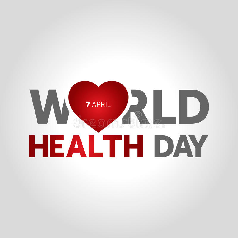 7 april world health day concept design vector illustration vector illustration