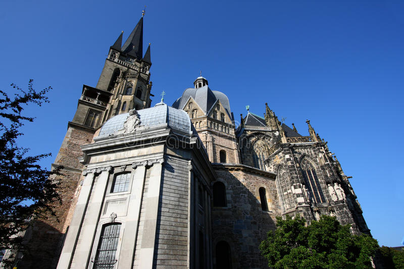 Download World Heritage Site stock photo. Image of chapelle, aachen - 9375930