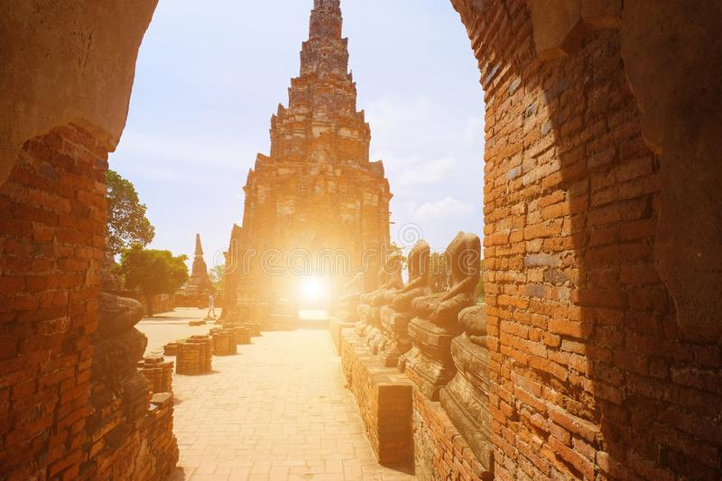 World heritage sites in thailand. The UNESCO has designated five World Heritage Sites in Thailand. The last designation was in 2005, approximately fourteen years stock photography