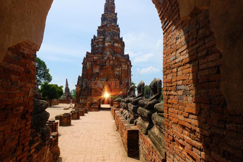 World heritage sites in thailand. The UNESCO has designated five World Heritage Sites in Thailand. The last designation was in 2005, approximately fourteen years stock image