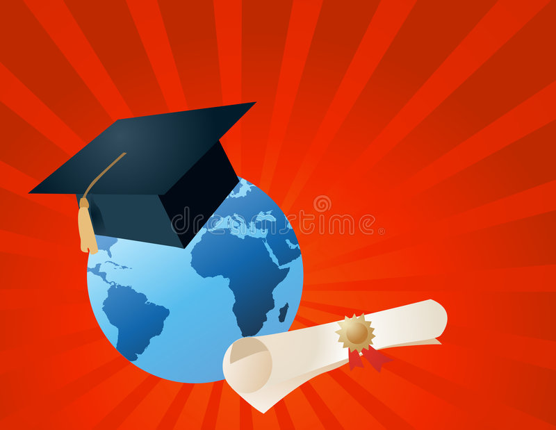 Download World of knowledge stock vector. Image of business, ball - 8151992