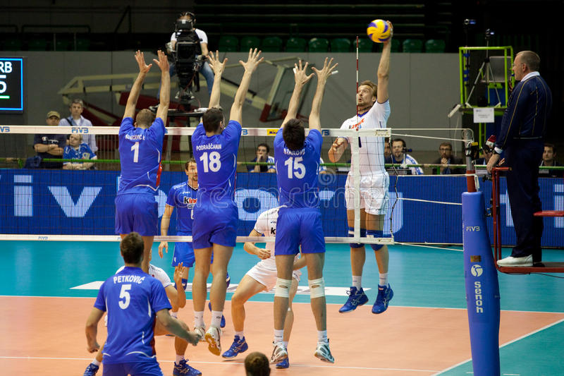 Download World League editorial stock image. Image of play, italian - 14843964