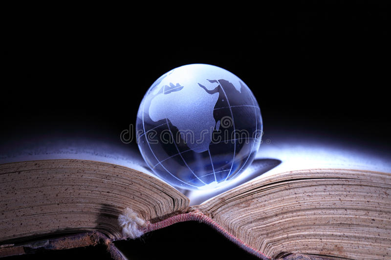 World Literature Concept royalty free stock photo