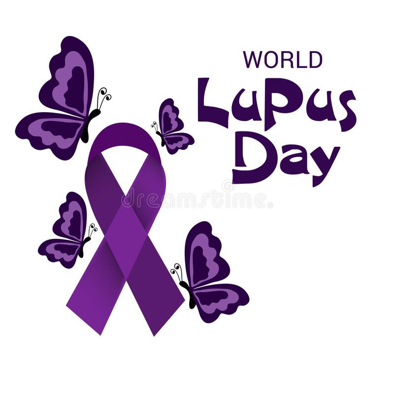 Free World Lupus Day. Royalty Free Stock Photography - 218061307
