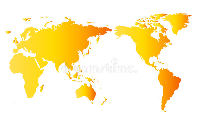 Download World Map Royalty Free Stock Images - Image: 1700739