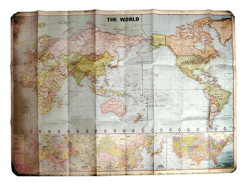 Download World map stock image. Image of state, letters, paper - 20580139