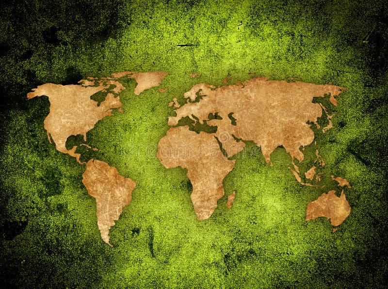 Download World map stock illustration. Image of antarctica, canada - 2488856