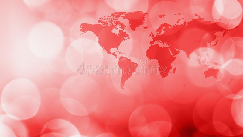 International red creative world map stock illustration download international red creative world map stock illustration illustration of wallpaper business 110355609 gumiabroncs Image collections