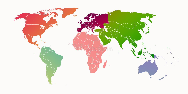 World map stock illustration illustration of continent 84756852 download world map stock illustration illustration of continent 84756852 gumiabroncs Gallery