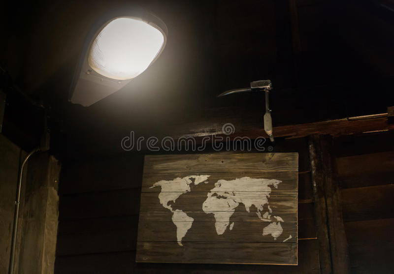 World map drawn on wood frame stock image image of painted frame download world map drawn on wood frame stock image image of painted frame gumiabroncs Gallery