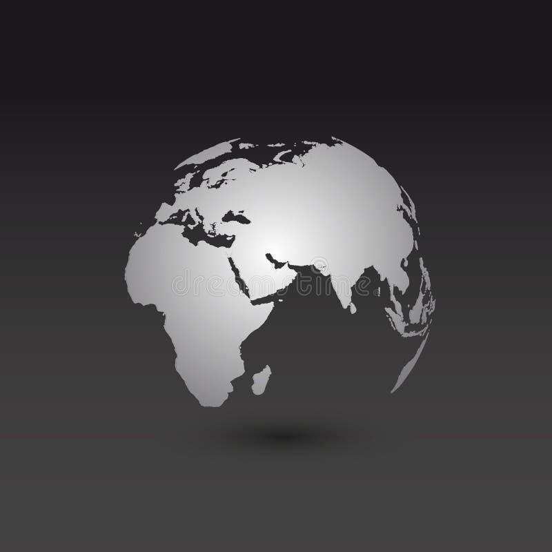 World map globe template stock vector illustration of illustration download world map globe template stock vector illustration of illustration 75055031 gumiabroncs Choice Image