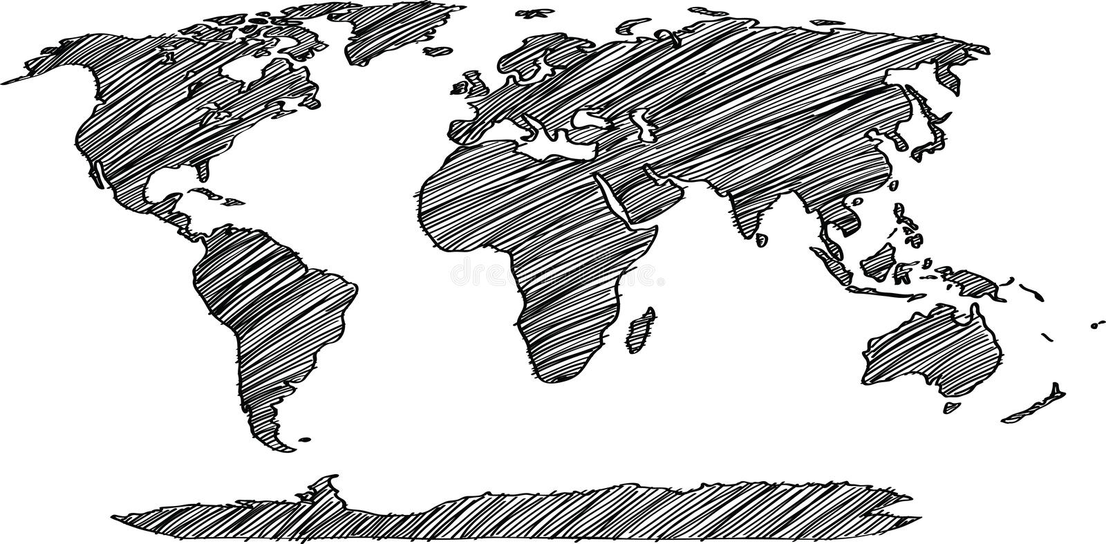World map globe vector line sketch up illustrator stock vector download world map globe vector line sketch up illustrator stock vector illustration of globe gumiabroncs Image collections