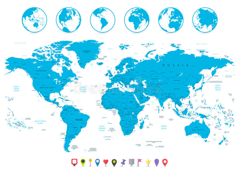 World map and navigation icons stock vector illustration of icon download world map and navigation icons stock vector illustration of icon asia 72615665 gumiabroncs Image collections