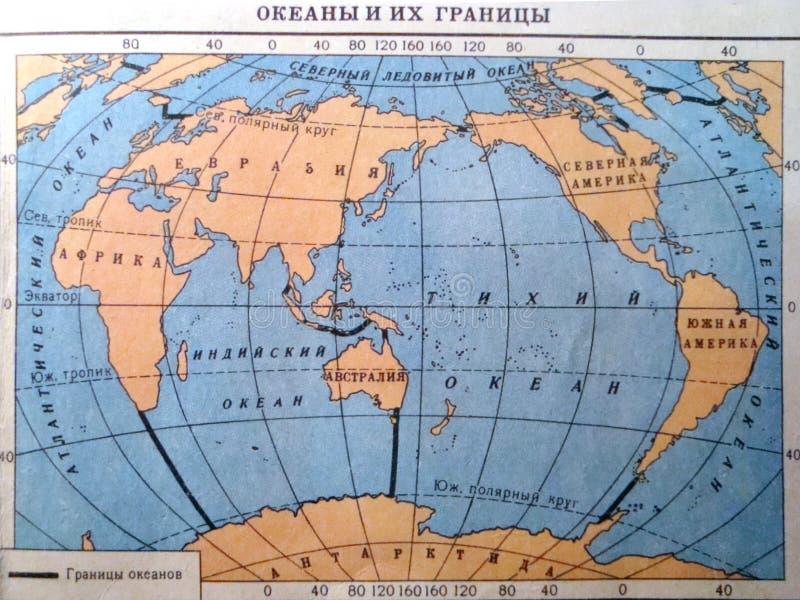 World map of oceans boundaries stock photo image of interface download world map of oceans boundaries stock photo image of interface boundary 48192258 gumiabroncs Gallery