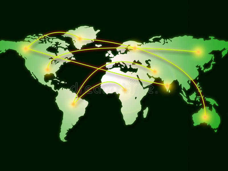 2560x1600 world map desktop wallpaper hd within world map download download world map represents computer network and cartography stock illustration illustration of computer global gumiabroncs Choice Image