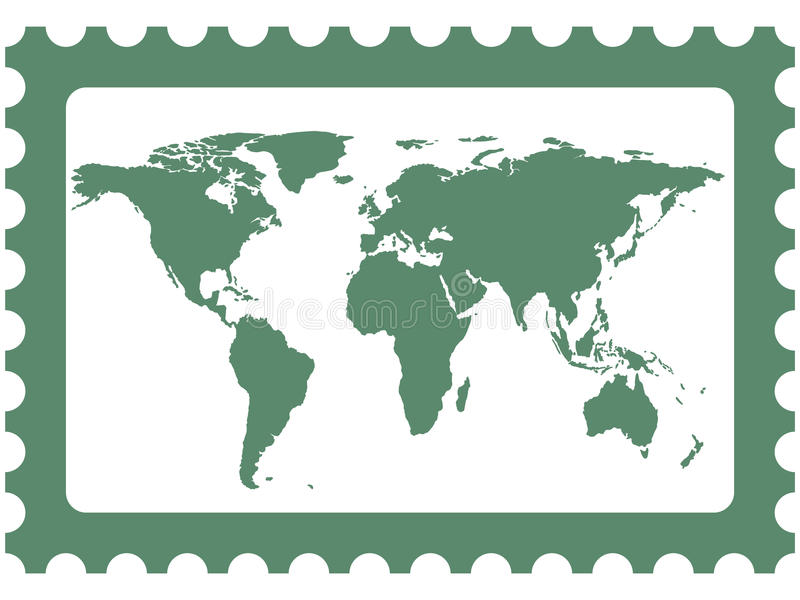 World map in TV stock vector. Illustration of broadcast   41638394