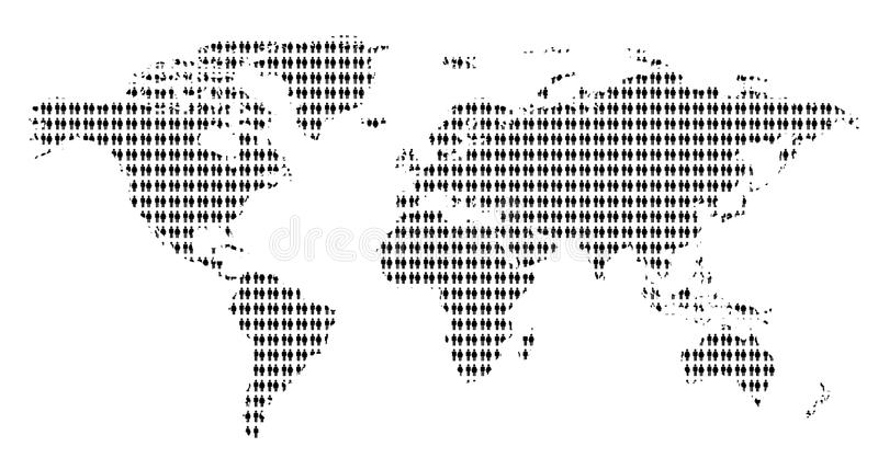 World map with toilet pattern stock vector illustration of north download world map with toilet pattern stock vector illustration of north geography 59450054 gumiabroncs Images