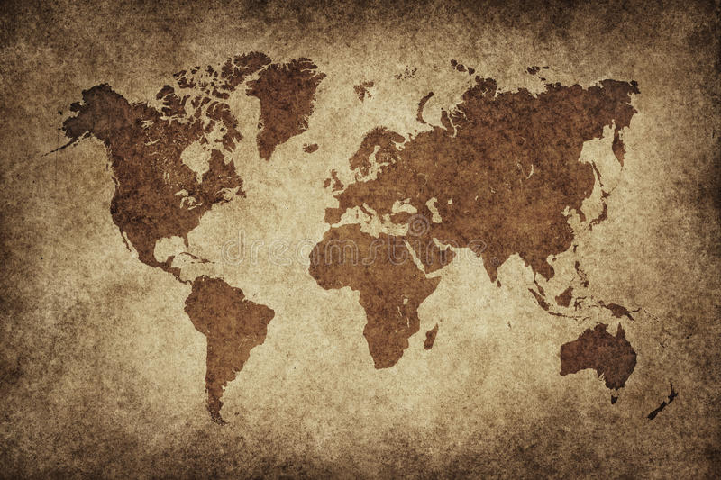 World map in vintage background stock illustration illustration of download world map in vintage background stock illustration illustration of abstract north 18188377 gumiabroncs Image collections