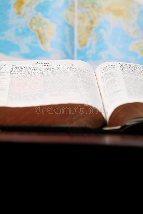 Download World missions stock photo. Image of religious, book - 16363152