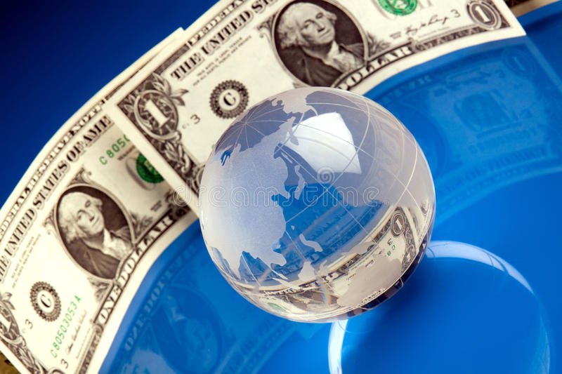 Download World And Money Stock Images - Image: 13214224