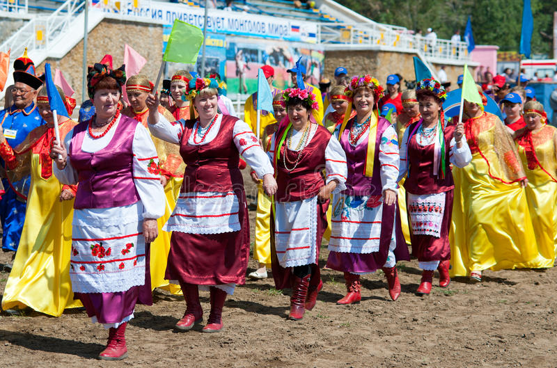 Download World Mongolians Convention Editorial Photo - Image of hand, buryat: 24058146