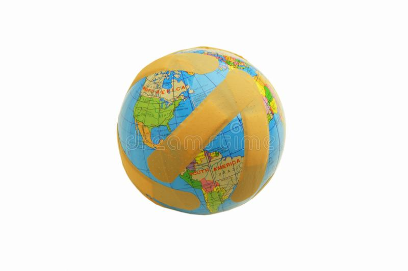 Download A World In Need Of Repair stock photo. Image of cutout - 17066792