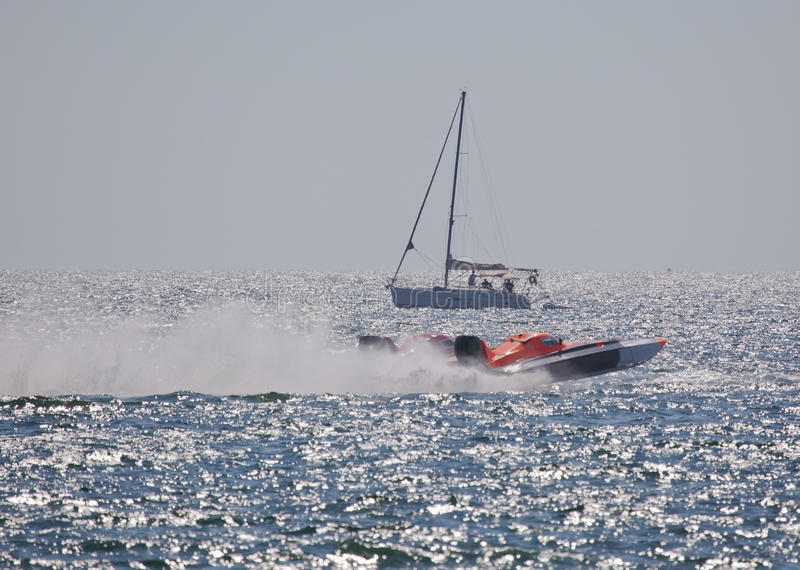 Download World Offshore Championship Stock Image - Image: 26908567