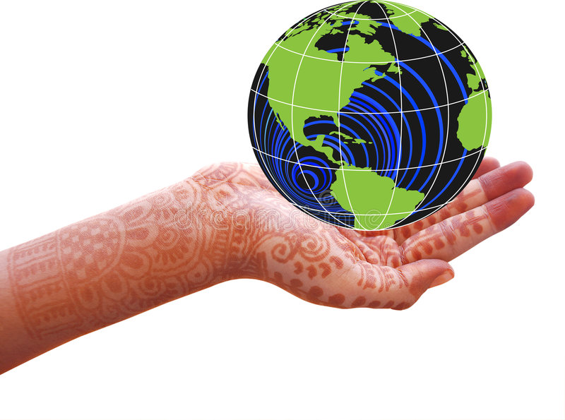 World is in our hands