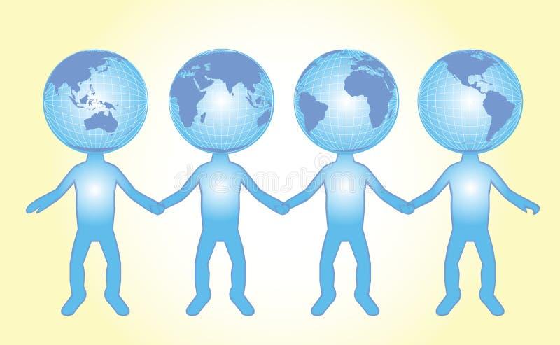 World peace royalty free stock image