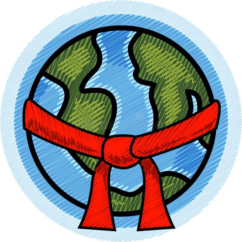 World peace stock image
