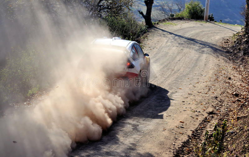 Download World Rally Championship Mexico Stock Image - Image: 13381693