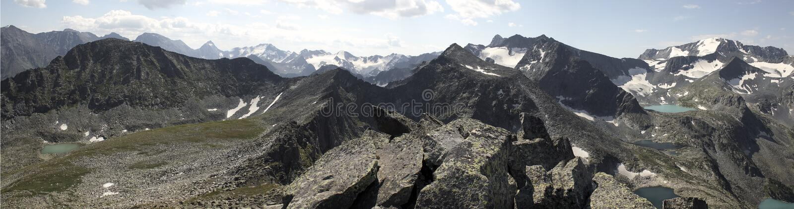 In the world of rocks. royalty free stock photo